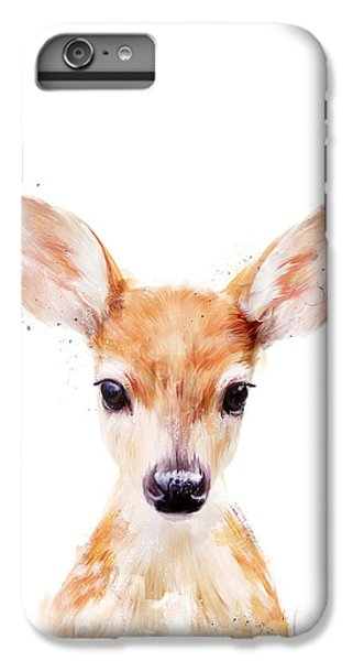 Little Deer IPhone 6s Plus Case by Amy Hamilton