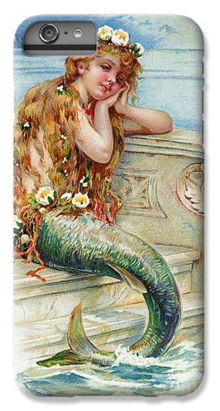 Little Mermaid IPhone 6s Plus Case