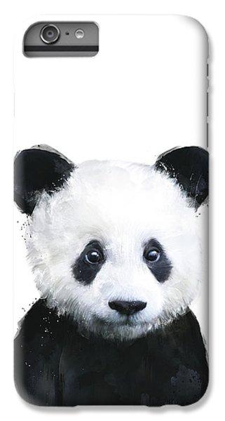 Portraits iPhone 6s Plus Case - Little Panda by Amy Hamilton