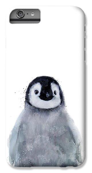 Penguin iPhone 6s Plus Case - Little Penguin by Amy Hamilton