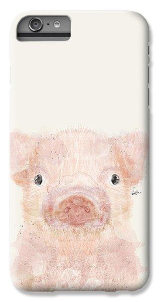 Little Pig IPhone 6s Plus Case by Bri B