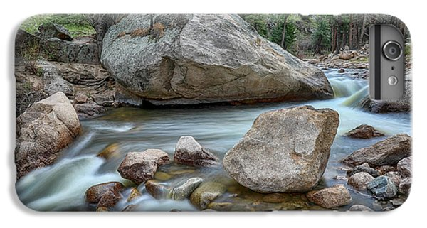 IPhone 6s Plus Case featuring the photograph Little Pine Tree Stream View by James BO Insogna