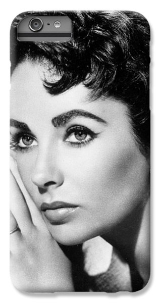 Liz Taylor IPhone 6s Plus Case