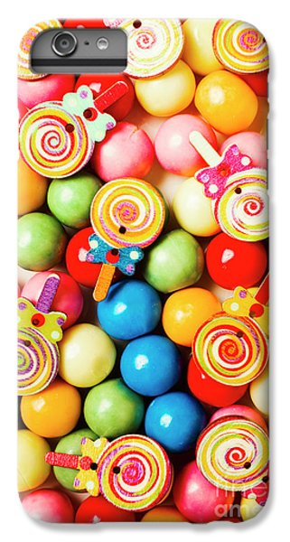 Lolly Shop Pops IPhone 6s Plus Case
