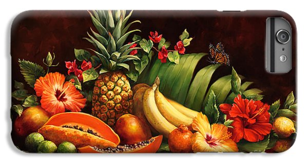 Lots Of Fruit IPhone 6s Plus Case by Laurie Hein
