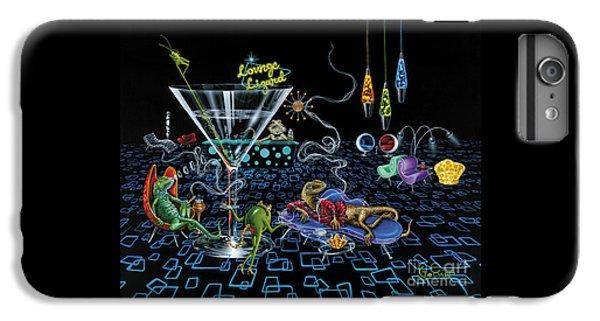 Lounge Lizard IPhone 6s Plus Case