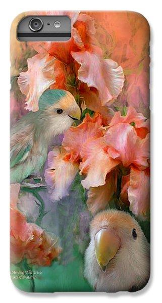 Love Among The Irises IPhone 6s Plus Case