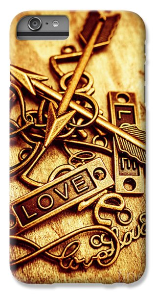 Pendant iPhone 6s Plus Case - Love Charms In Romantic Signs And Symbols by Jorgo Photography - Wall Art Gallery