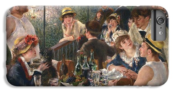 Luncheon Of The Boating Party By Renoir IPhone 6s Plus Case