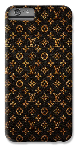 Time iPhone 6s Plus Case - Lv Pattern by Janis Marika