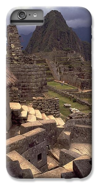 IPhone 6s Plus Case featuring the photograph Machu Picchu by Travel Pics