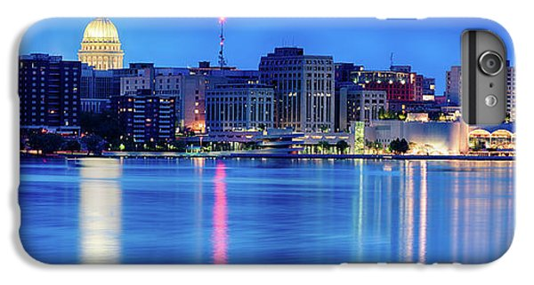 Madison Skyline Reflection IPhone 6s Plus Case