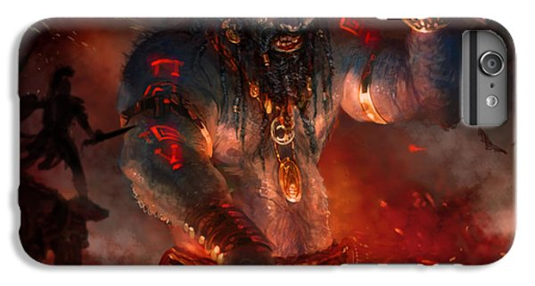 Maker Of The World IPhone 6s Plus Case by Ryan Barger
