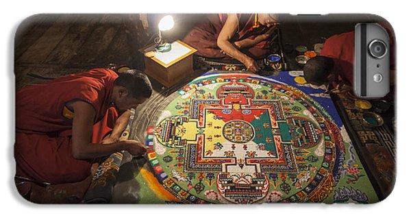 Making Of Mandala IPhone 6s Plus Case by Hitendra SINKAR