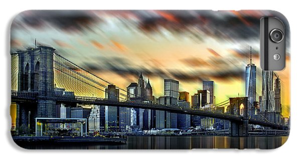 Manhattan Passion IPhone 6s Plus Case by Az Jackson