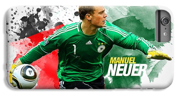 Manuel Neuer IPhone 6s Plus Case