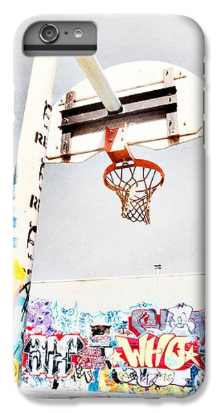 Basketball iPhone 6s Plus Case - March 23 2010 by Tara Turner