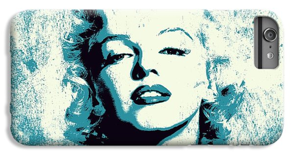 Marilyn Monroe - 201 IPhone 6s Plus Case by Variance Collections