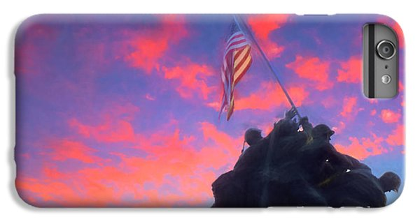 Marines At Dawn IPhone 6s Plus Case by JC Findley