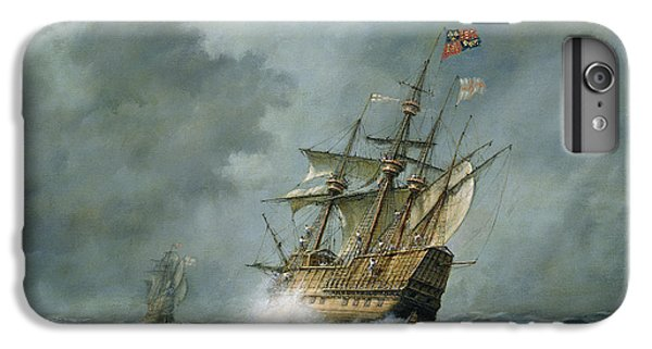 Boat iPhone 6s Plus Case - Mary Rose  by Richard Willis