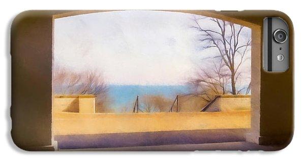 Lake Michigan iPhone 6s Plus Case - Mediterranean Dreams by Scott Norris
