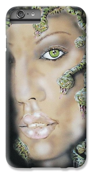 Medusa IPhone 6s Plus Case by John Sodja