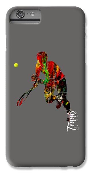 Mens Tennis Collection IPhone 6s Plus Case
