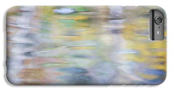 Yosemite National Park iPhone 6s Plus Case - Merced River Reflections 6 by Larry Marshall