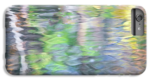 Yosemite National Park iPhone 6s Plus Case - Merced River Reflections 9 by Larry Marshall