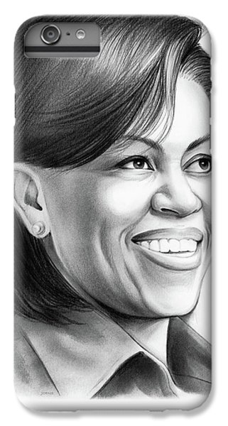 Michelle Obama IPhone 6s Plus Case