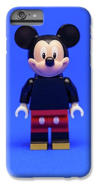 Mice iPhone 6s Plus Case - Mickey Mouse by Samuel Whitton