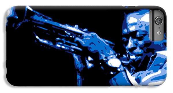 Trumpet iPhone 6s Plus Case - Miles Davis by DB Artist