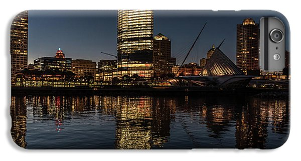 Milwaukee Reflections IPhone 6s Plus Case by Randy Scherkenbach