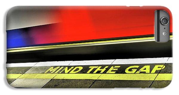 Mind The Gap IPhone 6s Plus Case