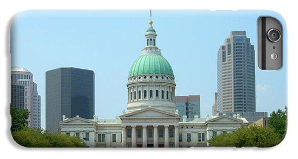 Capitol Building iPhone 6s Plus Case - Missouri State Capitol Building by Mike McGlothlen