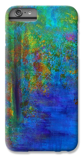 Monet Woods IPhone 6s Plus Case by Claire Bull