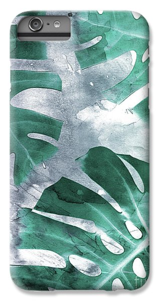 Monstera Theme 1 IPhone 6s Plus Case by Emanuela Carratoni