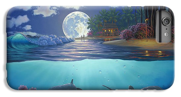 Moonlit Sanctuary IPhone 6s Plus Case by Al Hogue