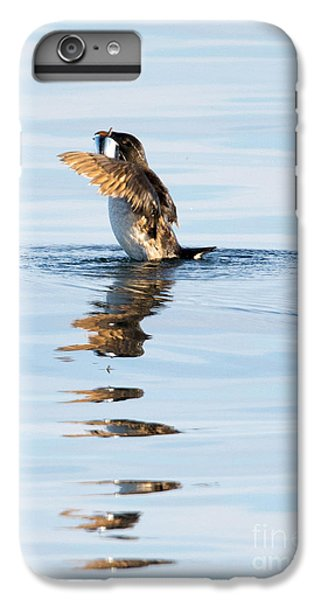 Auklets iPhone 6s Plus Case - More Than A Mouthful by Mike Dawson