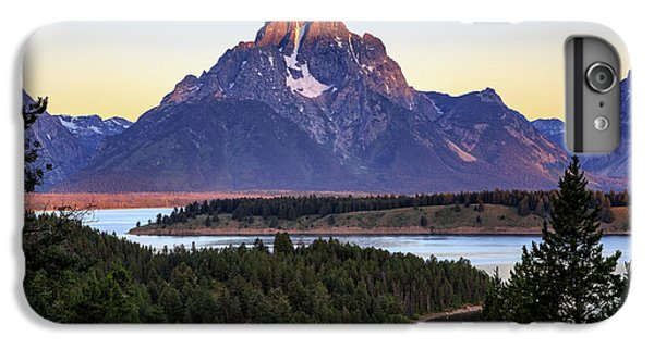 Morning At Mt. Moran IPhone 6s Plus Case