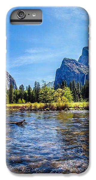 Yosemite National Park iPhone 6s Plus Case - Morning Inspirations 2 Of 3 by Az Jackson