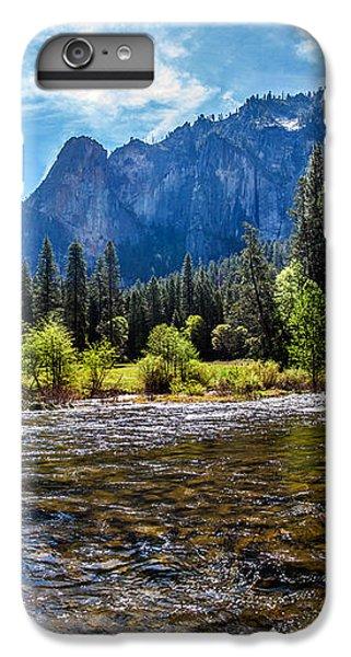 Yosemite National Park iPhone 6s Plus Case - Morning Inspirations 3 Of 3 by Az Jackson