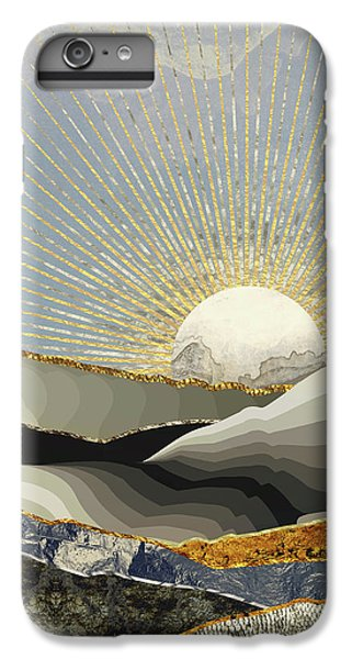 Landscapes iPhone 6s Plus Case - Morning Sun by Katherine Smit