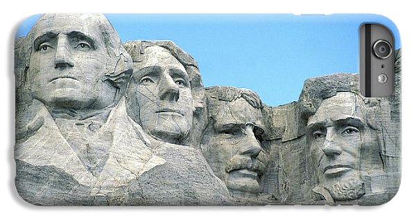 Mount Rushmore IPhone 6s Plus Case by American School