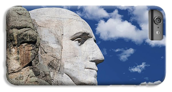 Mount Rushmore Profile Of George Washington IPhone 6s Plus Case