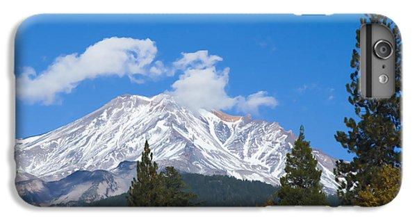 Mount Shasta California IPhone 6s Plus Case