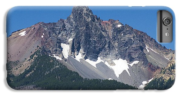 IPhone 6s Plus Case featuring the photograph Mount Washinton Oregon State by Yulia Kazansky