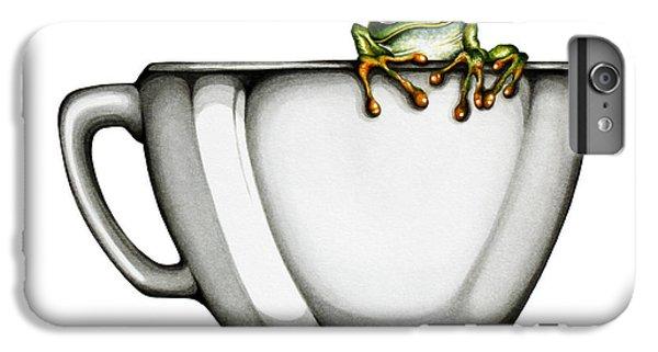 Amphibians iPhone 6s Plus Case - Muggy by Christina Meeusen