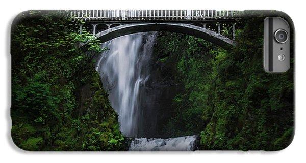 Yosemite National Park iPhone 6s Plus Case - Multnomah Falls by Larry Marshall