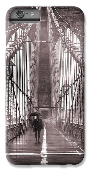 Mystery Man Of Brooklyn IPhone 6s Plus Case
